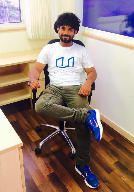 Prabhu SNM, CEO, Sunami.TECH, an AI powered SMS app